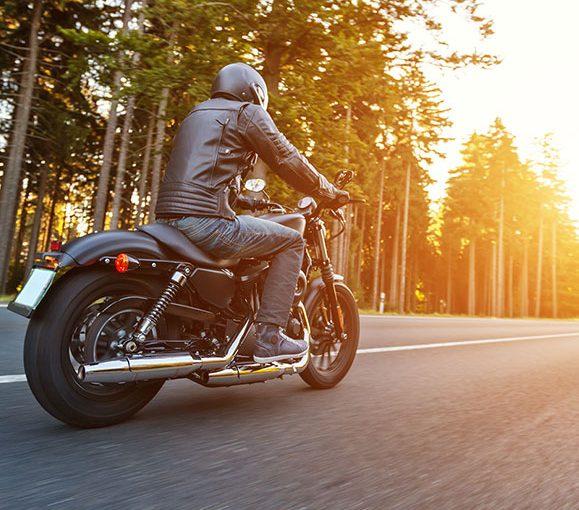 Leisure Loans motorbike