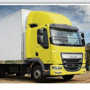 Ultimate Tradie Truck - Daf Pantech