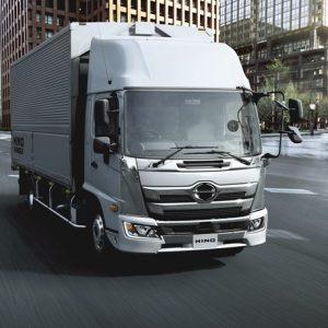 Ultimate Tradie Truck - Hino Ranger